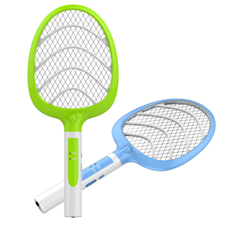 electronic mosquito swatter with led light