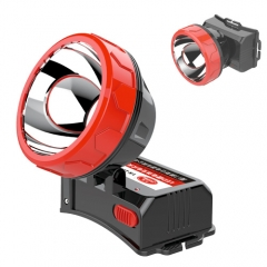 8w rechargeable led head light